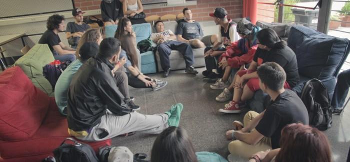 Com va el projecte Why violence?